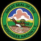 Muscogee Nation Great Seal