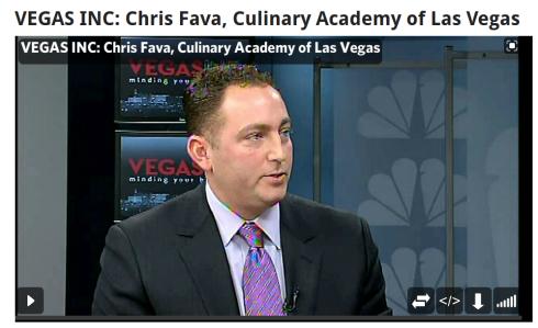 Chris Fava - Vegas Inc. interview